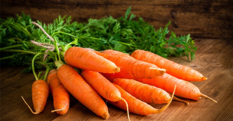Which Vitamin Is Responsible For Giving Carrots Their Nutrients That Helps The Eyes?
