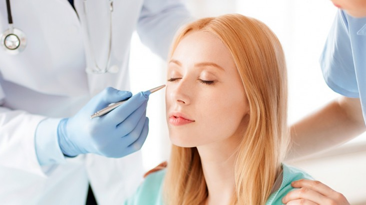 Consulting With Your Surgeon About A Facial Surgery Skin Grafting Procedure